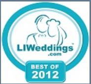 BEST OF 2012 WEDDING VENDOR 1
