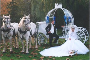 A Legendary Cinderella Wedding! 6