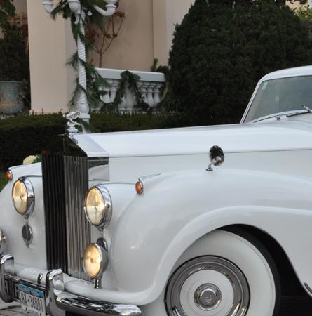 1955 Rolls Royce Silver
