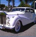 2010 40 Passenger Party Bus 1955 Rolls Royce