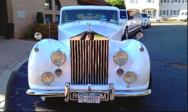 2010 40 Passenger Party Bus & 1955 Rolls Royce 22