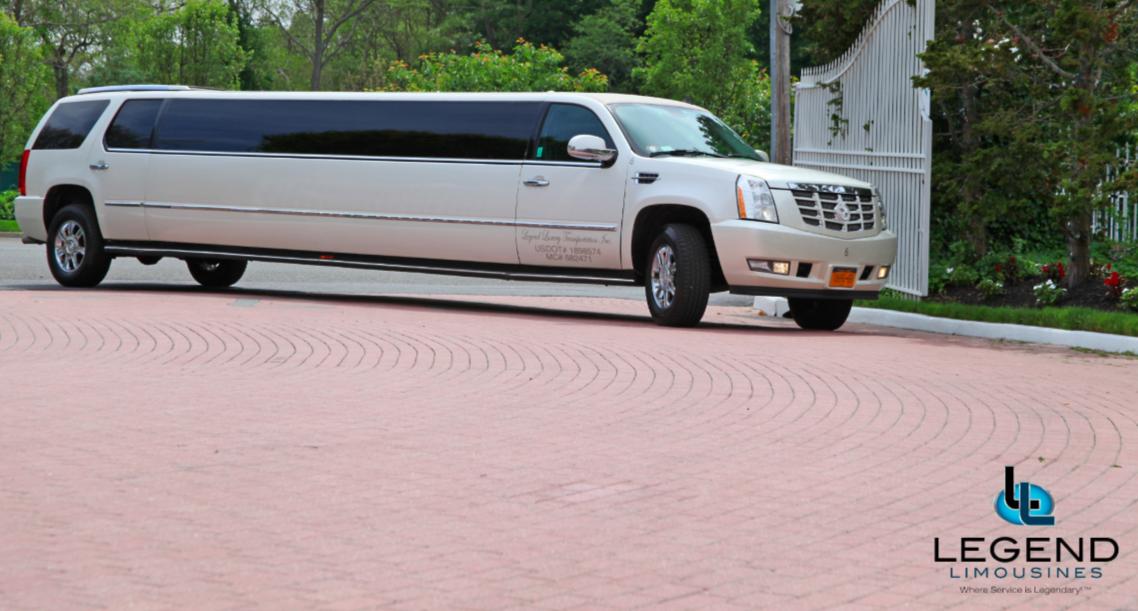 20 Passenger Cadillac Escalade