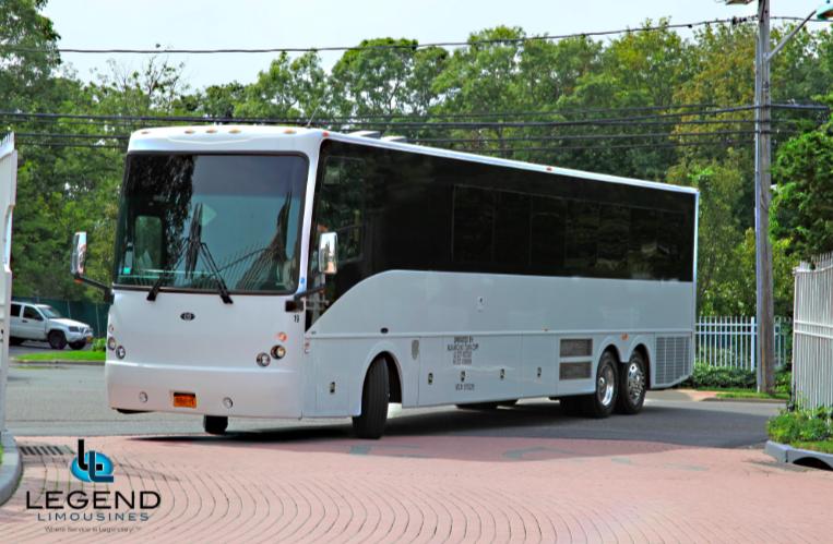 55 Passenger Coach Bus