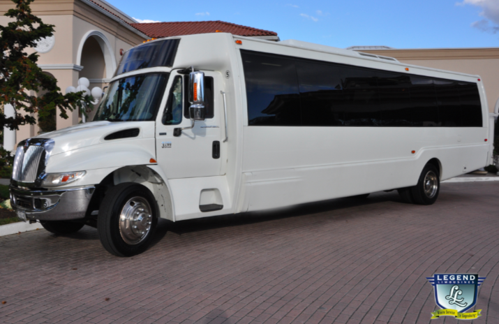 33 Passenger Shuttle Bus