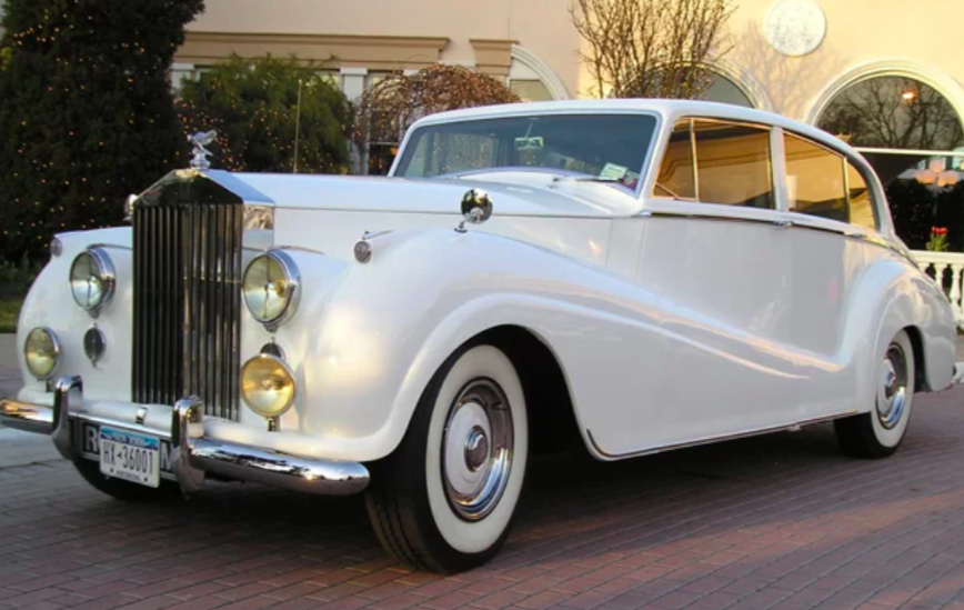 1955 Rolls Royce Silver Wraith Rental Pic