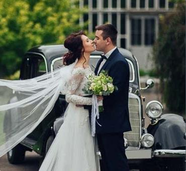 Wedding Limo Pic